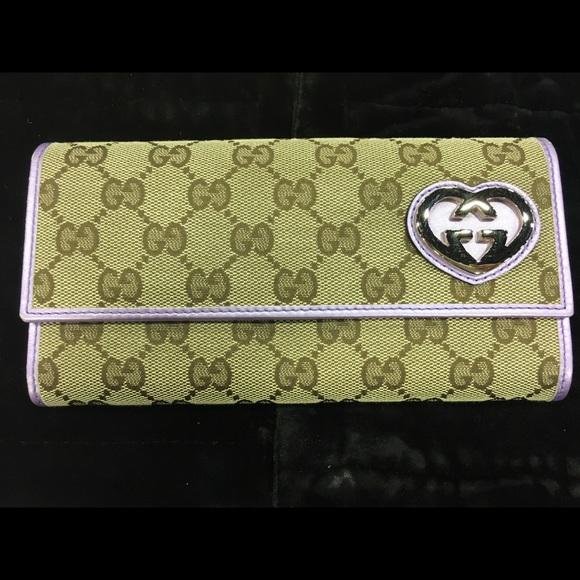 6c3cf387fa71 Gucci Bags | Ssima Continental Wallet | Poshmark